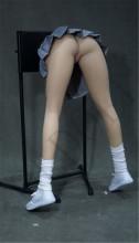 Doll forever トルソー torso 下半身ドール 美足 美尻  tpeラブドール スタンドとスカートも付属