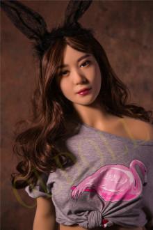 Qita Doll 最新作  【韓国ネット名人彩彬の型取り】 掲載画像160cm Bカップボディ #58ヘッド  TPEラブドール リアルドール ダッチワイフ 等身大