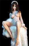 sino doll  161cm Fカップ#Erikaちゃん シリコン製ラブドール リアルドール ダッチワイフ 等身大 sex doll