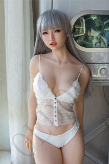 Sanhui doll シームレス 頭と体一体式 フルシリコン製ラブドール 160cm Dカップ 23番ヘッド