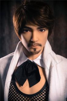 Qita doll 180cm 最新作 蜀ちゃん 男性ラブドール ペニス一体式リアルドール 等身大 TPEドール male doll