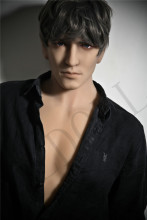 Qita doll 180cm 最新作 魏ちゃん 男性ラブドール ペニス一体式 リアルドール 等身大 TPEドール male doll