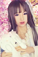 Sanhui doll 156cm Eカップ #22ヘッド フルシリコンラブドール リアルドール (ご主人PPC様:まゆ姉)