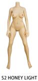Siliko doll  150cm Fカップ  #J4ヘッド フルシリコン製ラブドール  等身大リアルラブドール
