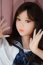 【ツイッター:舞どーるさん撮った写真】Piper Doll Akira 150CM Bカップ  シームレスラブドール 頭と体一体化
