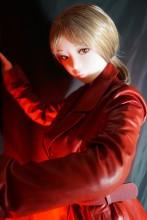 【ツイッター:舞どーるさん撮った写真】Piper Doll ヘッドとボディ一体化 160cm Gカップ Akiraちゃん  シームレス フルシリコン製ラブドール