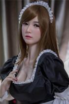 TOP Sino doll #T1ヘッド 米悠(ミユウ)ちゃん 159cm Gカップ フルシリコンラブドール