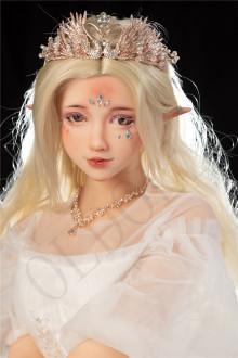 Sanhui doll (TPE製) 148cm Cカップ #T7ヘッド 掲載画像同じ指定メイク① TPE製ラブドール