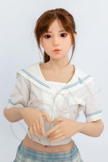 Sanhui doll 145cm バスト小 YUKIヘッド フルシリコンラブドール