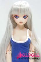 Mini Doll  M9ヘッド 58cm普通乳 TPE+BJD 軽量化 約2㎏ 収納が便利(隠しやすい) 使いやすい ミニドール セックス可能 普段は鑑賞用 小さいラブドール