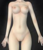 Mini Doll ミニドール 高級シリコン製 セックス可能 N4ヘッド 72cm 軽量化 3.5㎏ 収納が便利(隠しやすい) 使いやすい 普段は鑑賞用 小さいラブドール 女性素体 フィギュア cosplay