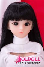 Mini Doll ミニドール T2ヘッド 58㎝巨乳  高級TPE製 セックス可能 軽量化 1.5㎏ 収納が便利 使いやすい 普段は鑑賞用 小さいラブドール 女性素体 フィギュア cosplay