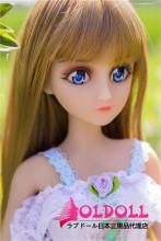 Mini Doll ミニドール T4ヘッド 53cm  普通乳  高級TPE製 セックス可能 軽量化 1.5㎏ 収納が便利 使いやすい 普段は鑑賞用 小さいラブドール 女性素体 フィギュア cosplay