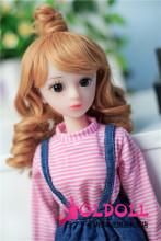 Mini Doll ミニドール T3ヘッド 53cm  普通乳  高級TPE製 セックス可能 軽量化 1.5㎏ 収納が便利 使いやすい 普段は鑑賞用 小さいラブドール 女性素体 フィギュア cosplay