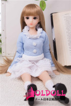 Mini Doll ミニドール T2ヘッド 53㎝普通乳  高級TPE製 セックス可能 軽量化 1.5㎏ 収納が便利 使いやすい 普段は鑑賞用 小さいラブドール 女性素体 フィギュア cosplay