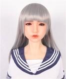 Sanhui doll 145cm Cカップ  YUKIヘッド 最新作シームレス 頭とボディ一体式 フルシリコンラブドール