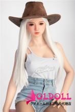 Sanhui doll 145cm バスト大 Bヘッド フルシリコンラブドール