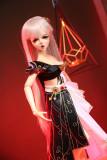 Mini Doll ミニドール M1ヘッド 58cm 普通乳 高級TPE製 セックス可能 軽量化 1.5㎏ 収納が便利 使いやすい 普段は鑑賞用 小さいラブドール 女性素体 フィギュア cosplay
