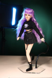 Mini Doll ミニドール 43CM シリコン製 セックス可能 軽量化 1.8㎏ 収納が便利 使いやすい 普段は鑑賞用 小さいラブドール 女性素体 フィギュア cosplay