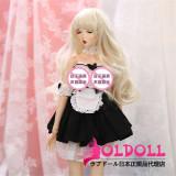 Mini Doll ミニドール AILIヘッド 58cm 普通乳 高級TPE製 セックス可能 軽量化 1.5㎏ 収納が便利 使いやすい 普段は鑑賞用 小さいラブドール 女性素体 フィギュア cosplay