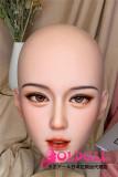 Real girl ヘッド単体 R4ヘッド ヘッドのみ TPE製 掲載画像職人メイク M16ボルト採用(ボディと台座など含めません)