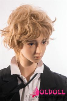 Qita Doll 165CM 明さん 最新作 男性ラブドール ペニス一体式 等身大リアルド男性