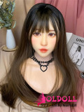 Real girl ヘッド単体 天使もえヘッド TPE製 掲載画像職人メイク M16ボルト採用