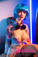 Qita Doll  164cm Eカップ TPEボディ+最新作シリコンヘッド#88  tpeラブドール