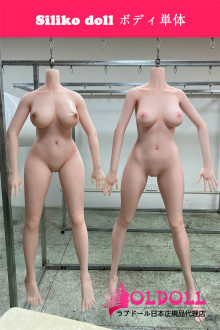 Siliko doll  体のみ ボディ単体 (ヘッド含めてない)フルシリコン製ラブドール  等身大リアルラブドール