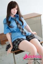 Real girl 160cm Eカップ  ミオちゃんヘッド  フルシリコン製等身大リアルラブドール