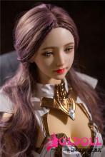Qita Doll 125CM  小柒ヘッド シリコンヘッド+tpeボディ 等身大リアルドール