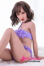 【軽量化】Real girl 155cm Cカップ ヘッド R4ヘッド 掲載画像職人メイク tpe製等身大リアルラブドール