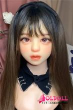 Real girl ヘッド単体 R19ヘッド ヘッドのみ TPE製 掲載画像職人メイク M16ボルト採用(ボディと台座など含めません)