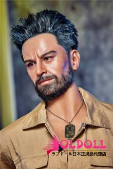Irontechdoll 175cm 新作品 シリコンヘッド Williamさん TPE製男性ラブドール  ペニス取り外す式  male doll