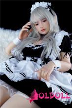 【Level-D とTop Sino Doll コラボ製品】148cm Eカップ #L2ヘッド madoromiちゃん シリコンラブドール リアルドール