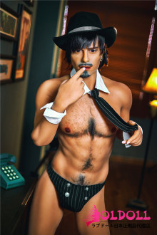 Irontechdoll 175cm 新作品 シリコンヘッド Nicholasさん TPE製 男性 リアルラブドール  ペニス取り外す式  male doll