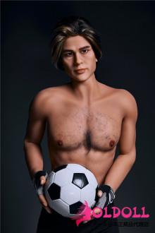 Irontechdoll 175cm 新作品 シリコンヘッド Charlesさん TPE製男性ラブドール  ペニス取り外す式  male doll