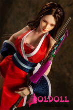 Mini Doll ミニドール 高級シリコン製ラブドール 星洛ヘッド 60cm 軽量化 フィギュア cosplay