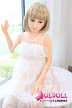 My Loli Waifu 126cm AAカップ 柚希Yukiヘッド シリコン製ヘッド+TPE製ボディー ロり系等身大リアルラブドール