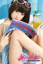 My Loli Waifu 138cm AAカップ 陽葵Harukiちゃん シリコン製ヘッド+TPE製ボディー ロり系等身大リアルラブドール