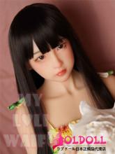 My Loli Waifu 138cm AAカップ 陽葵Harukiヘッド TPE製ヘッド+TPE製ボディー ロり系等身大リアルラブドール