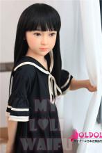 My Loli Waifu 138cm AAカップ 花音Kanonちゃん シリコン製ヘッド+TPE製ボディー ロり系等身大リアルラブドール