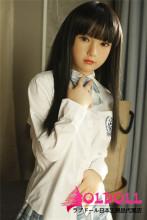My Loli Waifu 138cm Bカップ 莉央Rioちゃん シリコン製ヘッド+TPE製ボディー ロり系等身大リアルラブドール