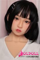 My Loli Waifu 145cm Aカップ 千晴Chiharuちゃん TPE製ヘッド+TPE製ボディー ロり系等身大リアルラブドール