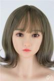 My Loli Waifu 145cm Aカップ 柚希Yukiちゃん TPE製ヘッド+TPE製ボディー ロり系等身大リアルラブドール
