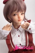 Sanhui doll 105cm 巨乳 #1ヘッド フルシリコン製ラブドール ミニドール