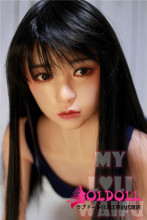 My Loli Waifu 138cm Aカップ 结菜yunaちゃん シリコン製ヘッド+TPE製ボディー ロり系等身大リアルラブドール