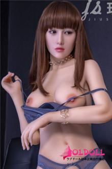 Jiusheng doll 160cm Cカップ #1ヘッド シリコンヘッド+tpe製ボディ 等身大リアルラブドール