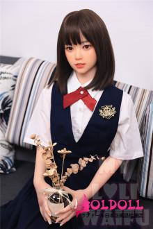 My Loli Waifu 145cm Aカップ 美亚Miaちゃん TPE製ヘッド+TPE製ボディー ロり系等身大リアルラブドール