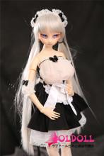 Mini Doll ミニドール 最新作  60cm 巨乳 高級TPE製 セックス可能 軽量化 3kg 収納が便利 使いやすい 普段は鑑賞用 小さいラブドール 女性素体 フィギュア cosplay